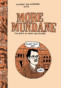 More Mundane — Noah Van Sciver