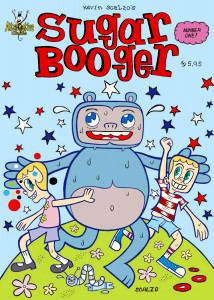 Sugar Booger #1 — Kevin Scalzo
