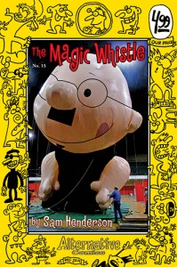 Magic Whistle 15
