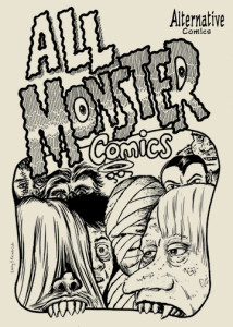 Alternative Comics Presents All Monster Comics