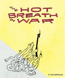 trevor alixopulos the hot breath of war