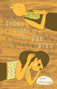 yumi sakugawa bird girl and fox girl